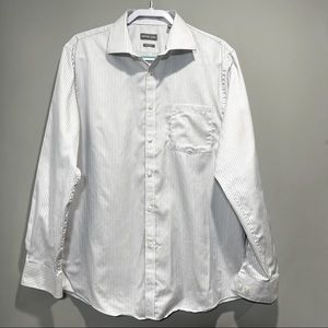 MICHAEL KORS Long sleeve men's dress shirt